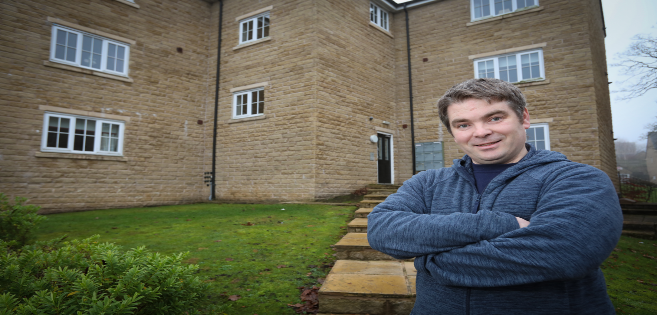 From owning a 25% share to 100% ownership in 5 years, James is top of the property ladder Image